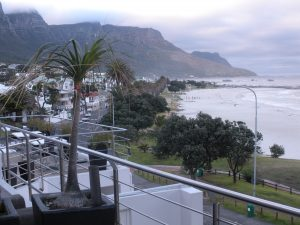 SA2450 Camps Bay from Room