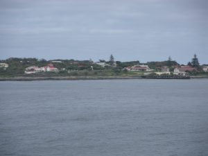 SA2460 Robbin Island from Ferry