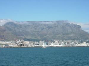 SA2598 Capetown from Bay