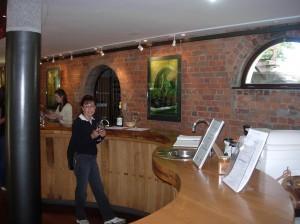 SA2698 Julie Tasting at Rustenberg
