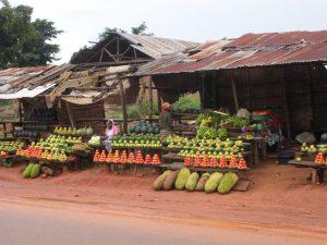 Uganda 031 Colorful Market