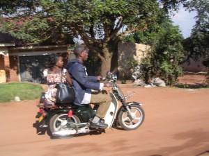 Uganda 173 Ride Sidesaddle