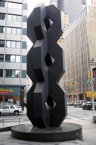 Zuma sculpture