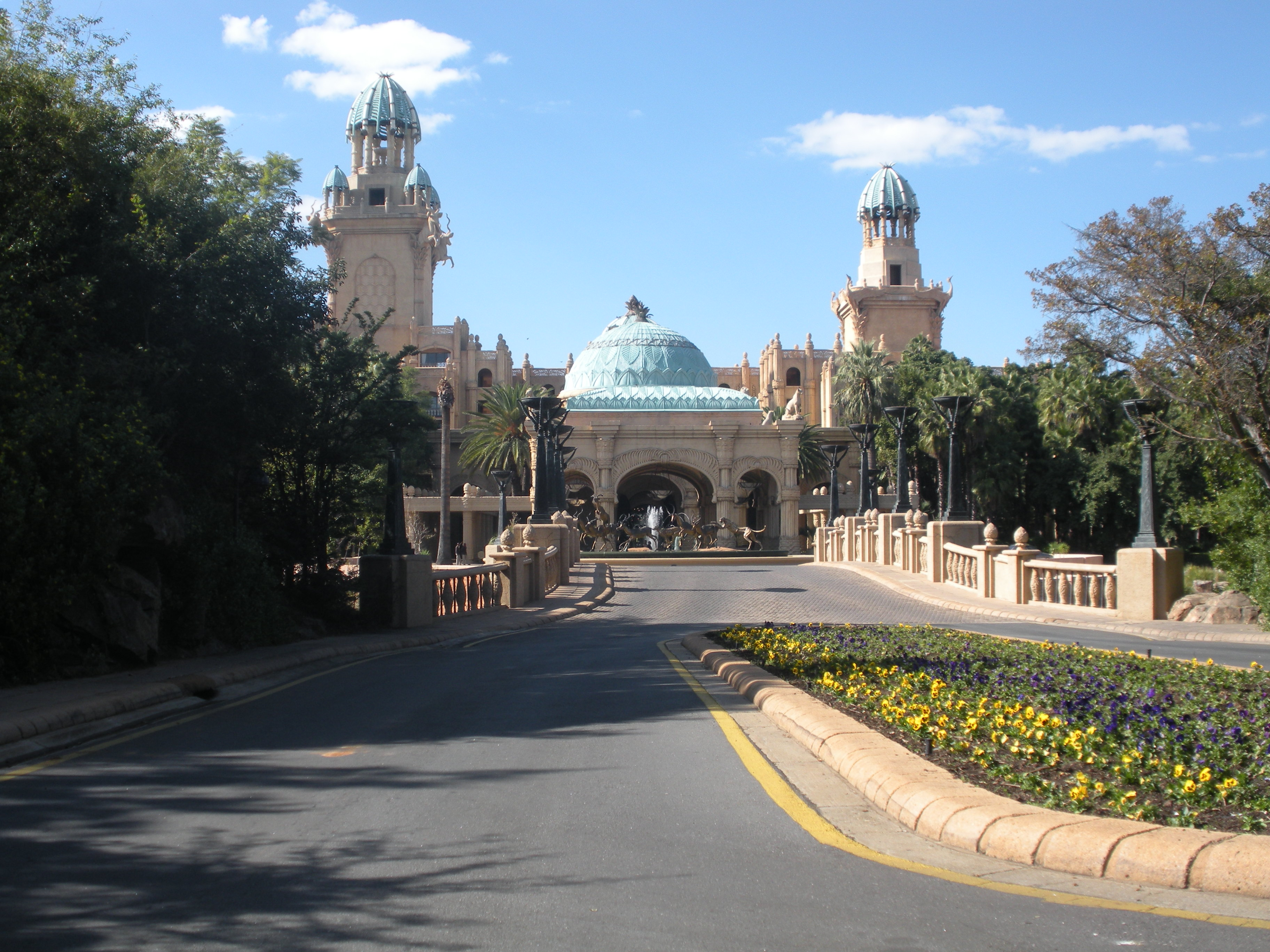 Detomos Abroad 187 Blog Archive 187 Sun City South Africa