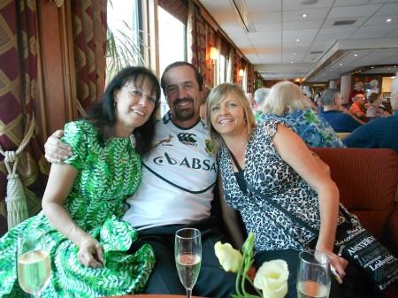 Julie, Rocky and Nikki