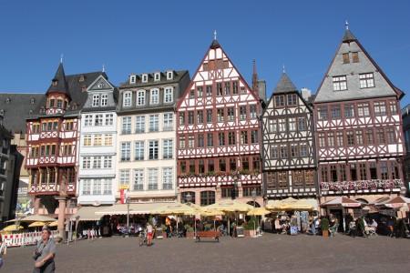 Frankfurt Town Center